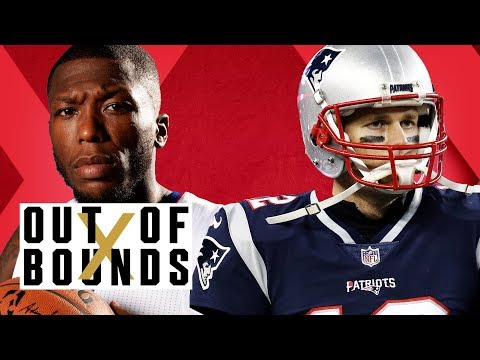 Nate Robinson Guest-Hosts; Patriots NFL Conspiracy; Scary Eagles Fans | Out of Bounds