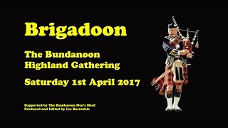 Brigadoon Highland Gathering