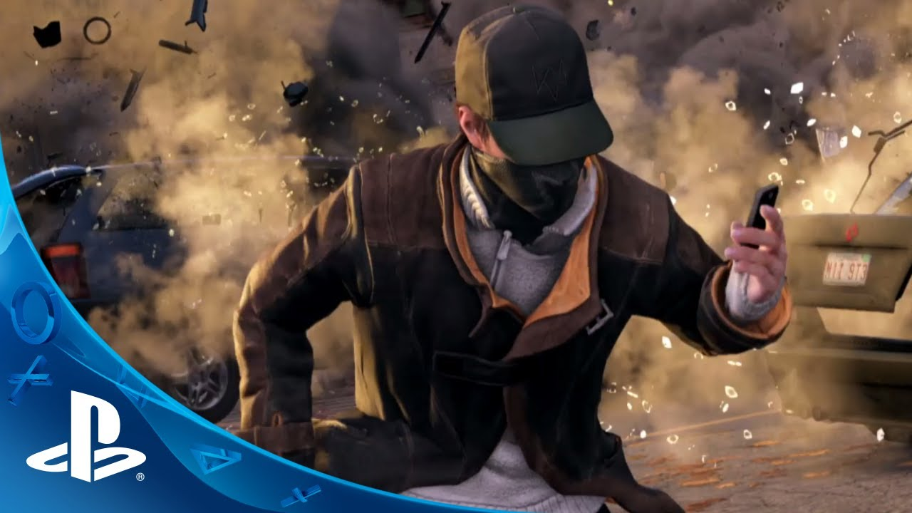 Watch_Dogs Coming to PS3, PS4 on May 27th, New Trailer