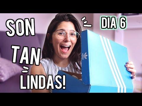Me COMPRE las ADIDAS SUPERSTAR en COLOR..! Dia 6 (Agosto)