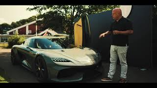 [오피셜] Koenigsegg Gemera walk-through