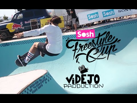 Vincent Matheron - Sosh Freestyle Cup 2016