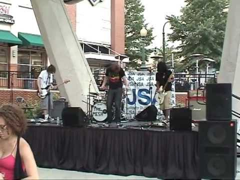 The Mesh Live at the Silver Spring Civic Center 2012 (Part 1)