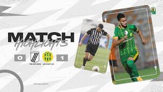 CAF CC | Quart de finale Aller : CS Sfaxien 0 – 1 JS Kabylie