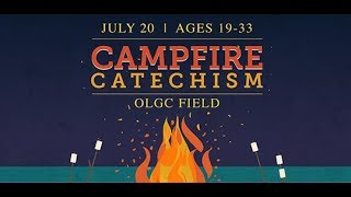 """""""Why Get Married in the Church?"""" - Fr. John Riccardo - Campfire Catechism."""