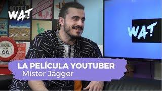 """Míster Jägger: """"Proyectar mi peli en un centro de jubilados sería una promo muy buena"""""""