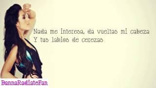 Danna Paola - Labios de cereza + letra
