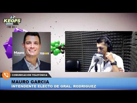 Mauro García acusó a Cambiemos de dejar el municipio de Gral Rodríguez quebrado