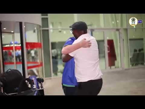 Bongo zozo alivyotua terminal 3 kijeshi kuwakabili equatorial Guinea