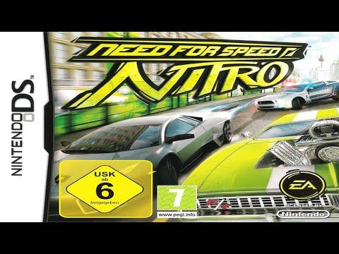 Need for Speed Nitro Gameplay Nintendo DS