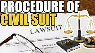 Civil Suit Process