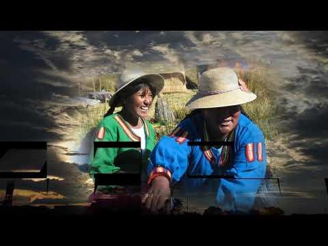 De Uros van Titicaca