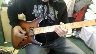 Chevelle - Hunter Eats Hunter (Guitar Cover)