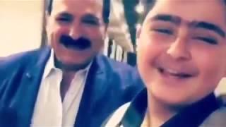 الشاعر خضير هادي يودع أبنه قبل وفاته الف رحمة على روحك !!!