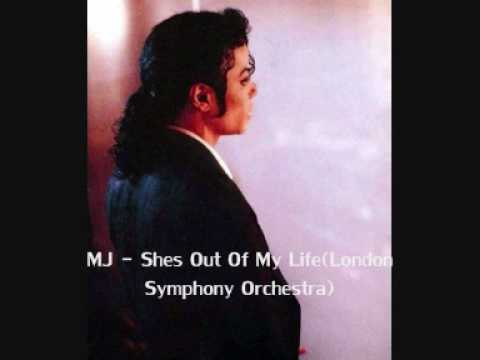 MJ - Shes Out Of My Life(London Symphony Orchestra)