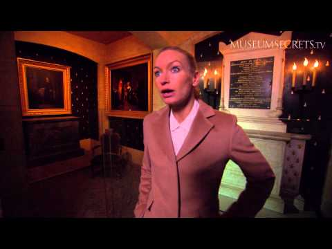 A look Inside Marie Antoinette's Former Cell at Conciergerie in Paris