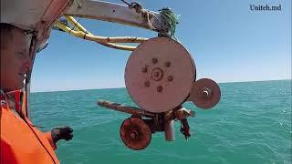 Ловля осьминога в японском море