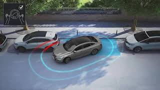 Renault Talisman 'Eller Serbest Park Sistemi'