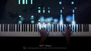GOT7「Miracle」Piano Cover