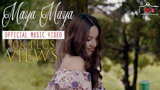 Maya Maya | Maya Kc | New Nepali Song 2018 | Official Music Video