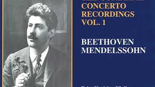 Violin Concerto in E Minor, Op. 64 - III. Allegretto non troppo - Allegro molto vivace