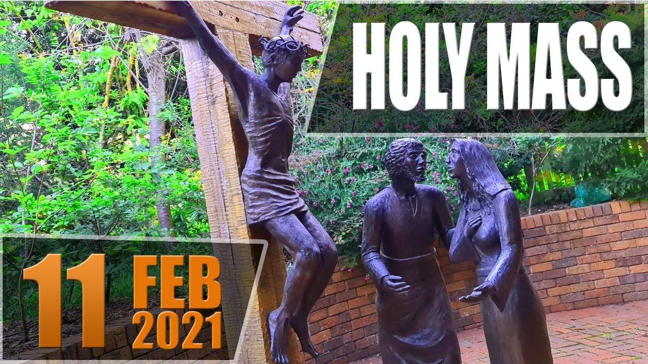 Catholic Mass Thursday 11th February 2021 Daily Mass Online