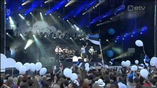 Brainstorm - My Star (Live @ Vabaduse Laul 2011)