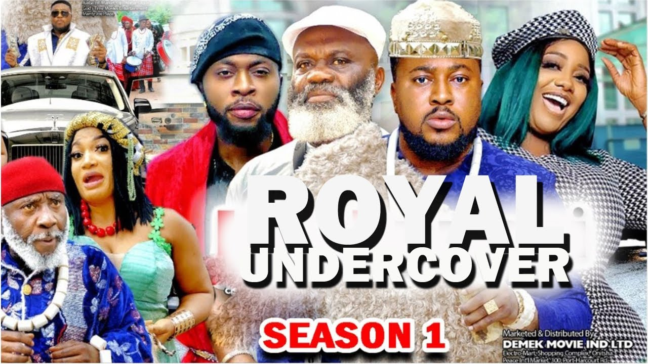 Royal Undercover (2021) Part 1
