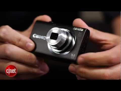 Canon PowerShot A2400 IS and the A2300 - First Look