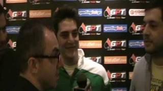 Greek Poker Tour - Oct 2009, Kalfas - Aidonopoulos - Vlassis