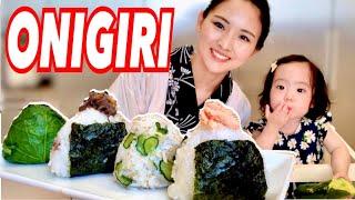 ONIGIRI/JAPANESE FOOD COOKING