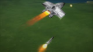 How to use Cruise Missiles BDArmory- KSP