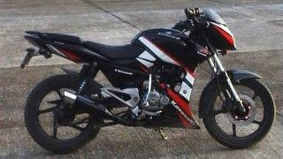 Modified Kawasaki Rouser/ Pulsar 135