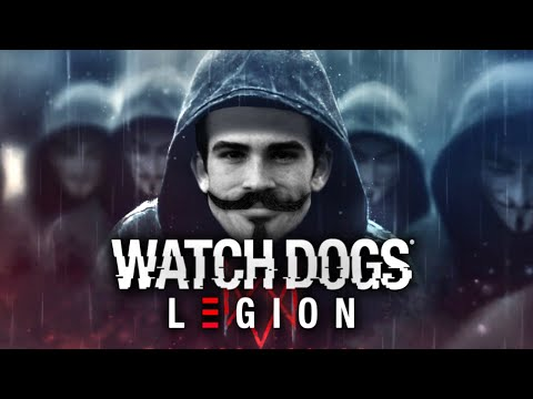 FIRST LOOK AT FUTURE ANTIFA SIMULATOR, WATCH DOGS LEGION!