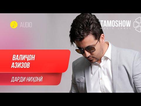 Валичон Азизов - Дарди нихони (Клипхои Точики 2020)