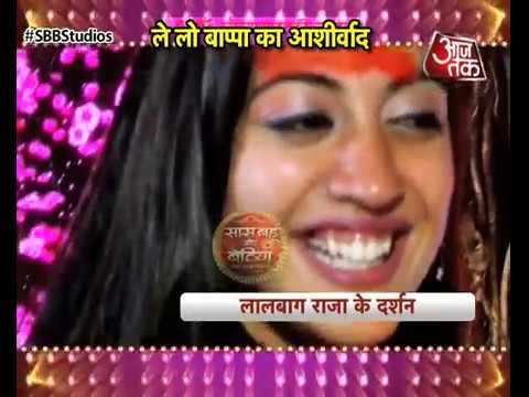 Aditi Sharma Gets EMOTIONAL In Front Of Lalbaughch