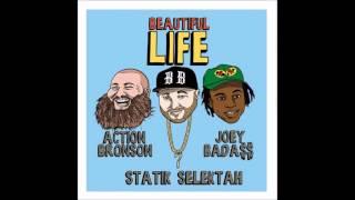 Statik Selektah - Beautiful Life ft Action Bronson & Joey BadA$$ Instrumental + Download