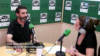 CCM Decoración en Onda Cero Madrid Norte