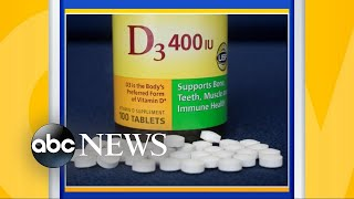 Is too much Vitamin D hurting you?