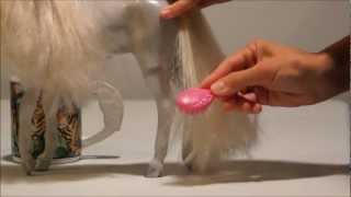 How To Untangle Barbie, Doll, Or Toy Hair
