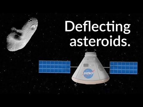 How to Deflect an Asteroid
