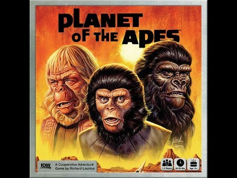 The Purge: # 1522 Planet of the Apes: It is 1968 and you (and three of your friends) are Charlton Heston and you are on a Planet of the Apes