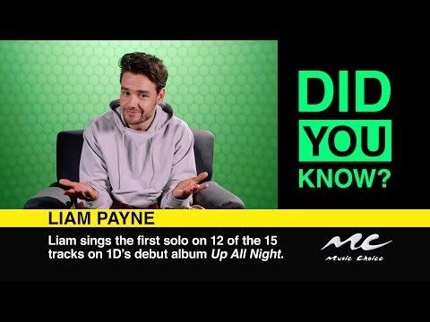 Liam Payne: Did You Know?