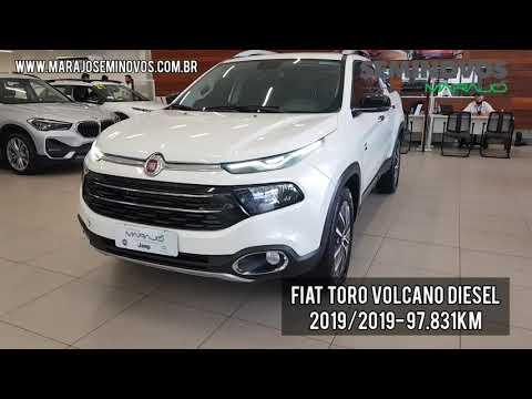 video carousel item Fiat Toro Volcano Automatico D4