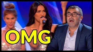 """Top 5 Women's """"UNEXPECTED & SHOCKING"""" Auditions EVER That Will BLOW YOUR MIND - Got Talent World!"""