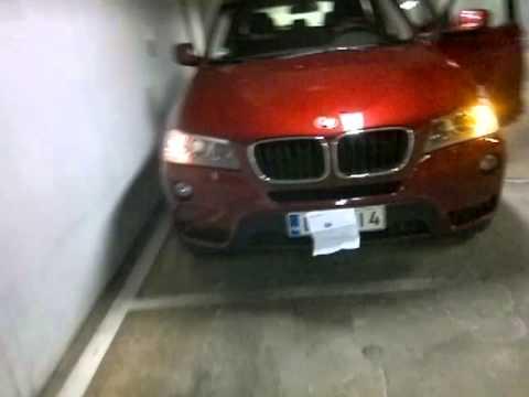 LED turn signal in BMW X3 (F25)