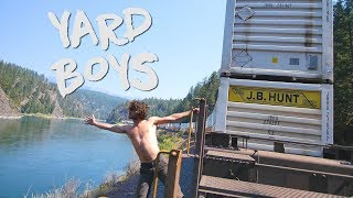YARD BOYS: Freight Train Hopping America (Full Documentary 2018)