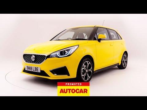 Promoted   MG3: Under The Spotlight   Autocar