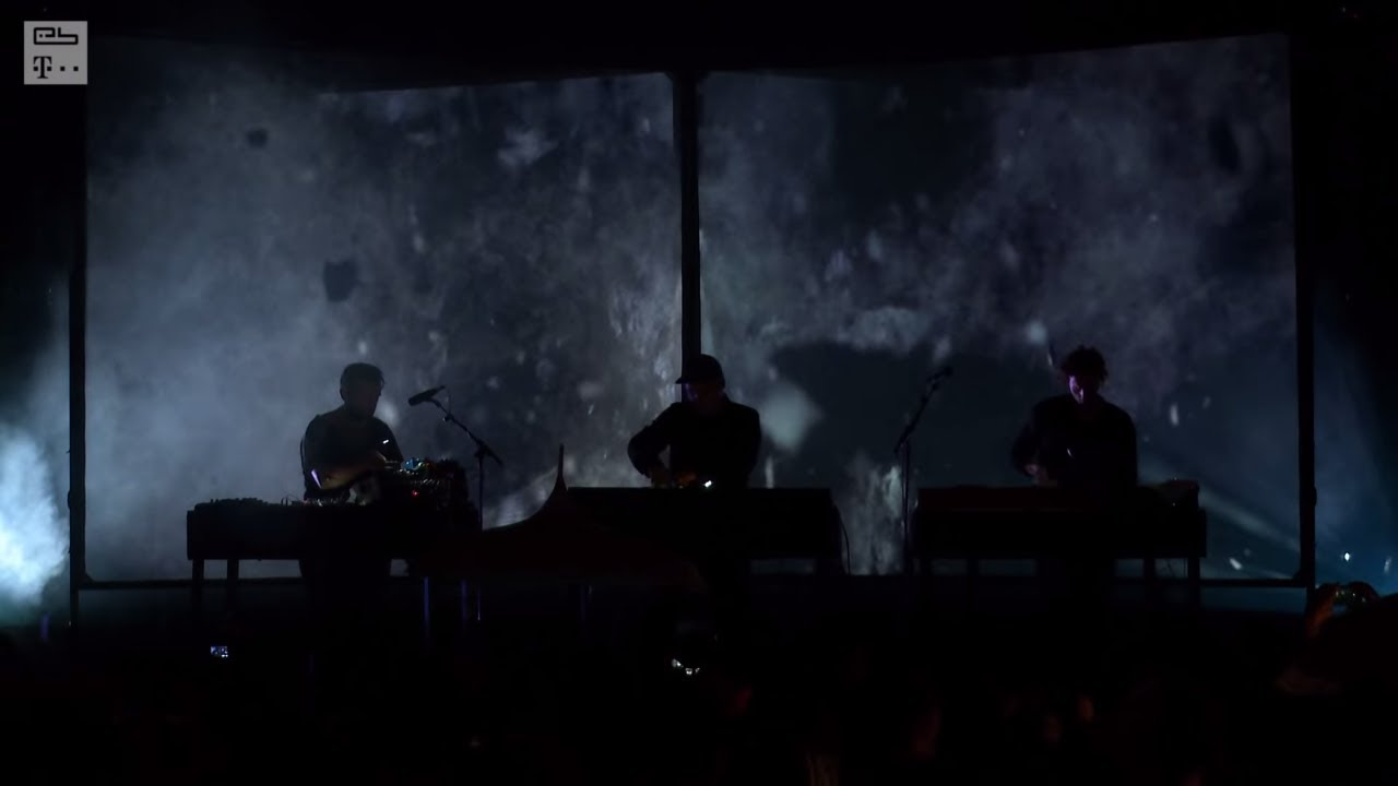 Moderat - Live @ Electronic Beats Festival in Podgorica 2014