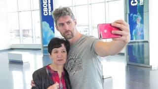 Вероника и Олег Долины в Музее Б.Н. Ельцина